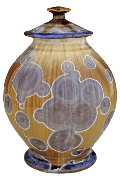 Gracefully Art Cremation Urn