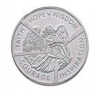 Hope & Wisdom Angel Keepsake Coins