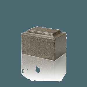 Kodiak Brown Granite Keepsake Urn