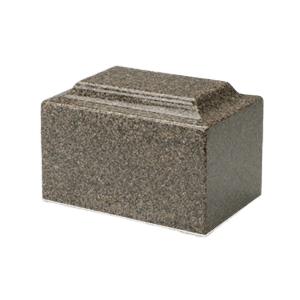 Kodiak Brown Granite Medium Urn
