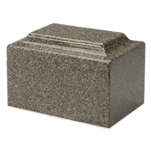 Kodiak Brown Granite Cremation Urns