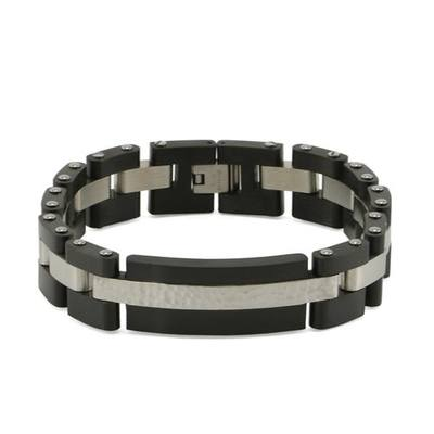 Linked Stainless Cremation Bracelet