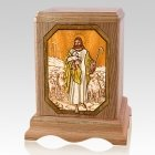Lord is my Shepherd Cremation Urn II