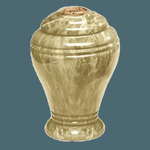 Majestic Marble Cremation Urn IV