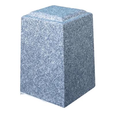 Granite Tone Marble Cremation Urn