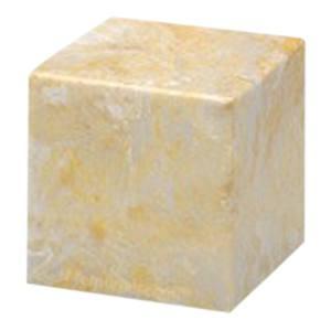 Gold Cube Pet Cremation Urns
