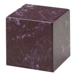 Merlot Cube Pet Cremation Urns