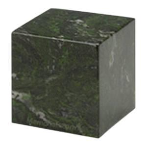 Verde Cube Pet Cremation Urns