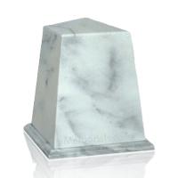 Obelisk White Children Cremation Urn