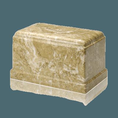 Olympus Neptune Marble Cremation Urn