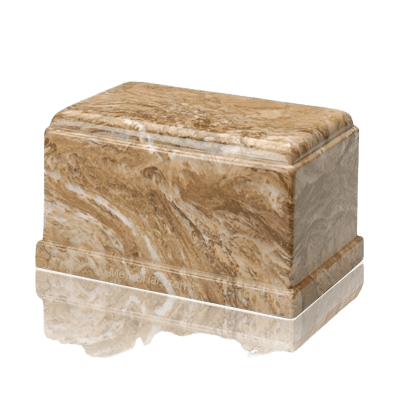 Olympus Syrocco Marble Cremation Urn