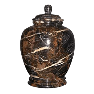 Black Orchid Child Cremation Urns