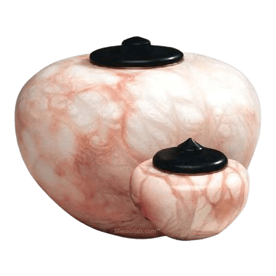 Calypso Marble Cremation Urns