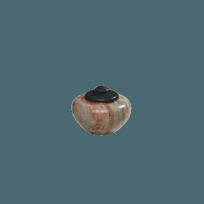 Palisades Marble Keepsake Cremation Urn