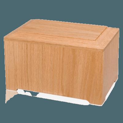 Marquis Oak Wood Urns