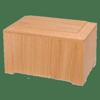 Marquis Oak Wood Urn II