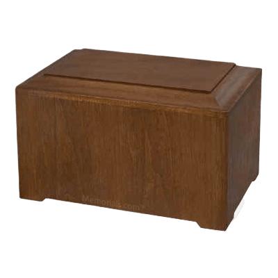 Marquis Walnut Wood Urn II