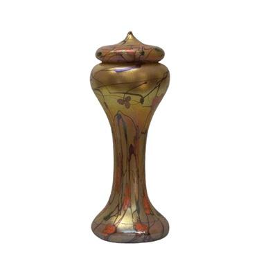 Poppy Art Cremation Urn