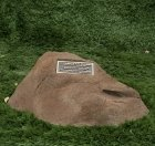 Tearful Memorial Rock