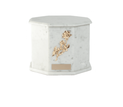 Mila Carrara Cremation Urn