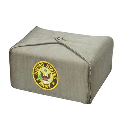 Sage Military Wrap Cremation Urn