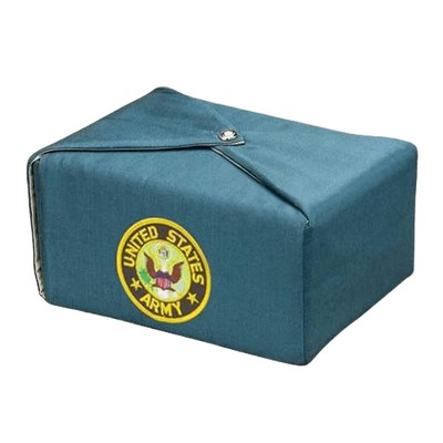 Steel Military Wrap Cremation Urn