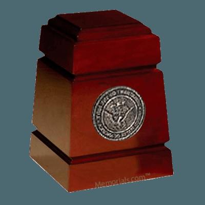 Monticello Navy Cremation Urn