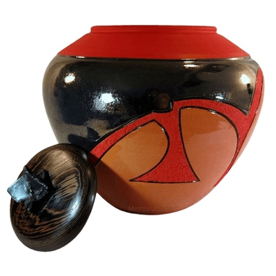 Fireflame Cremation Urn