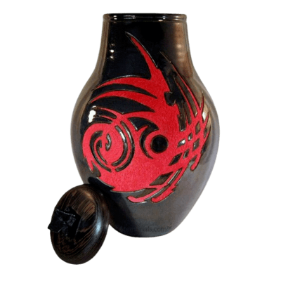 Iroquoian Cremation Urn