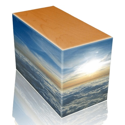 Heavenly Clouds Child Cremation Urns
