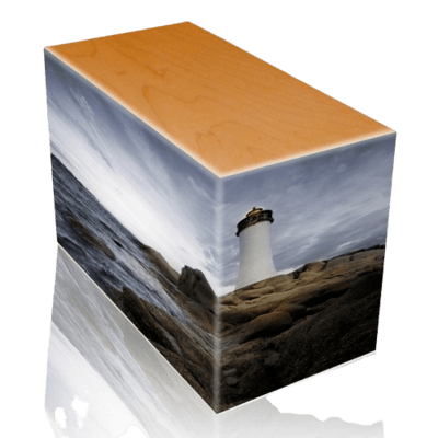 Lighthouse Child Cremation Urns