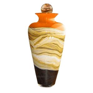 Celestial Mandarin Large Art Urn