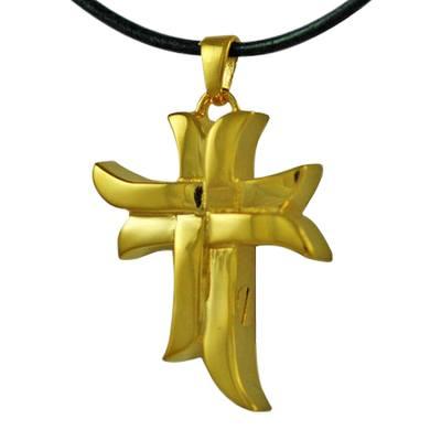 Oriental Cross Keepsake Jewelry II