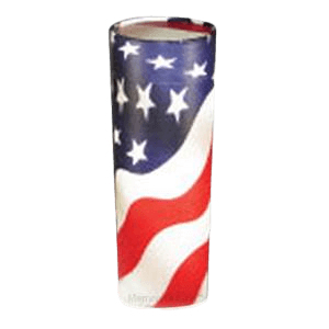 Patriot Scattering Biodegradable Urn