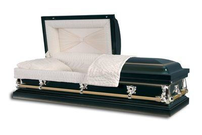 Payne Hunter Metal Casket