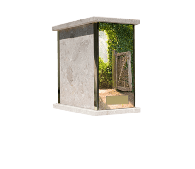 Prim Gate Cremation Urn