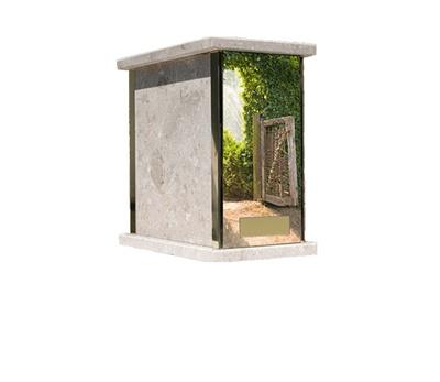Prim Gate Cremation Urn