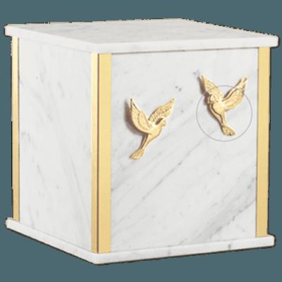Stella Carrara Companion Urn