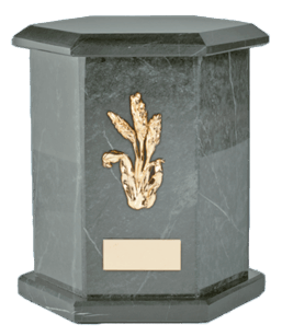 Tuscany Green Cremation Urn