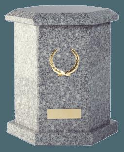 Tuscany Grey Cremation Urn