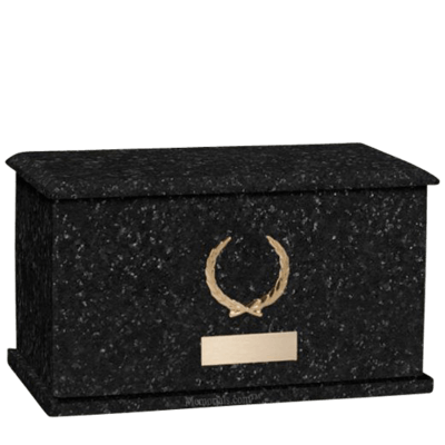 Charleston Nero Cremation Urn