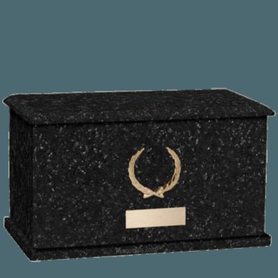Charleston Nero Cremation Urn
