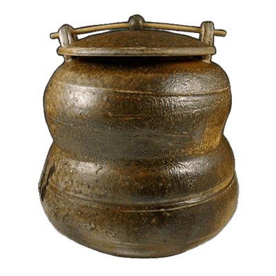 Endovadan Wood Fired Urn