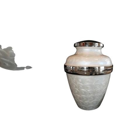Immaculate Keepsake Cremation Urn