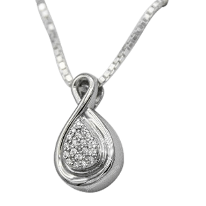 Infinite Tear Cremation Pendant