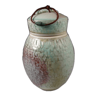 Naviago Soda Fired Urn