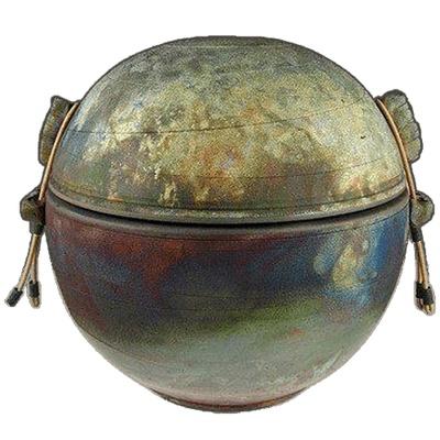 Orbit Shell Raku Urn