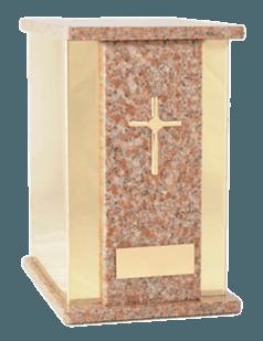 Rialto Vermilion Cremation Urn
