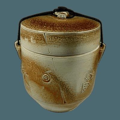 Waco Soda Fired Urn