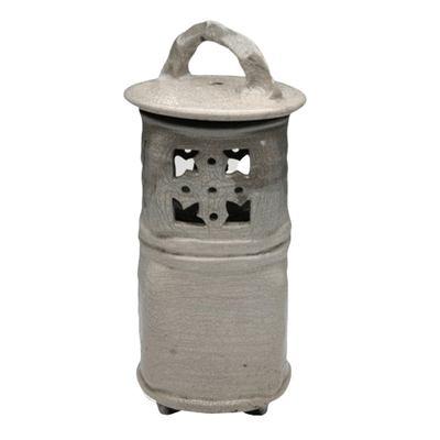Nature Raku Lantern Light Me Home Urn